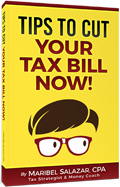 Tips to Cut Your Taxes Book